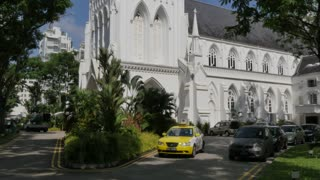 St Andrew's Cathedral, Singapore, South Asia