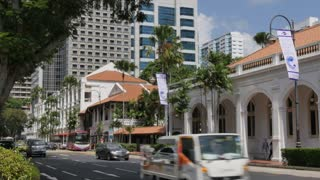 Stamford Road, Singapore, South Asia