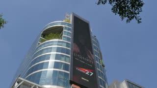 Central World, Ratchadamri Road, Bangkok, Thailand, Southeast Asia, Asia