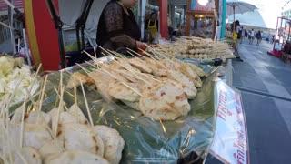 Chinese New Year preparations at Central World, Bangkok, Thailand, Southeast Asia, Asia