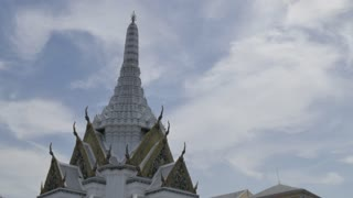 The City Pillar Shrine (Lak Muang), Bangkok, Thailand, Southeast Asia, Asia