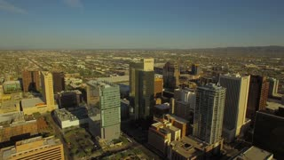 Aerial Arizona Phoenix 4K Aerial video of Phoenix Arizona.