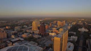 Aerial California Sacramento September 2016 4K Aerial video of Sacramento California.