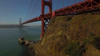 Aerial California San Francisco September 2016 4K Aerial video of San Francisco California.