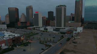 Aerial Missouri St Louis September 2016 4K