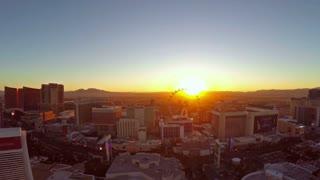 Aerial Nevada Las Vegas