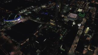 Aerial Oklahoma Oklahoma City September 2016 4K