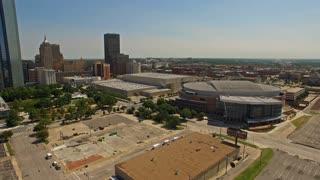 Aerial Oklahoma Oklahoma City