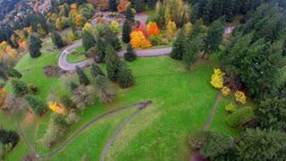 Aerial Oregon Portland
