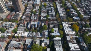 Aerial Pennsylvania Philadelphia September 2016 4K