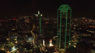 Aerial Texas Dallas