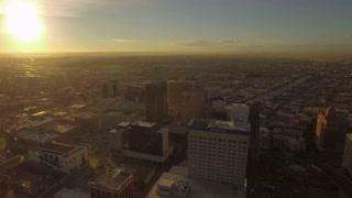 Aerial Texas El Paso September 2016 4K