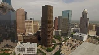 Aerial Texas Houston