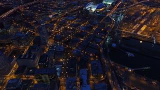 Aerial Washington Seattle