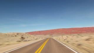 Driving Arizona Grand Canyon