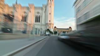 Driving France Lyon