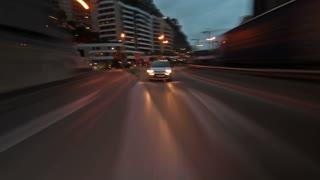 Driving France Monaco
