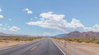 Driving Oregon Desert