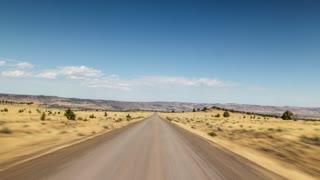 Driving Oregon Steens
