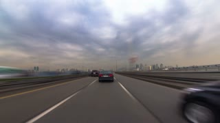 Driving Seoul Korea