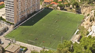 Marseille Soccer Field
