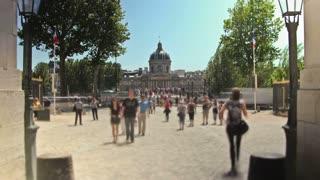 Paris France Louvre