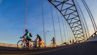 Portland City Bridge Pedal