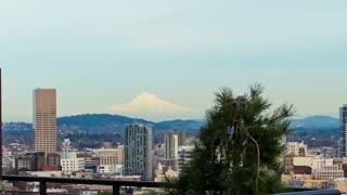 Portland City Downtown