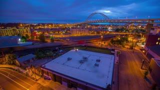 Portland City Industrial Area