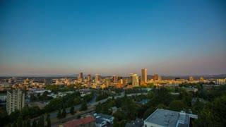 Portland City SW 16th ST