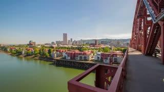 Portland City SW Downtown