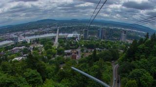 Portland City SW OHSU