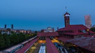 Portland City Union Station