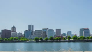 Portland City Waterfront