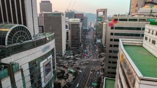 Seoul City Korea Asia