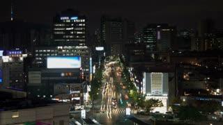 Seoul Korea Cheongyangni
