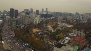 Seoul Korea Gwanhwamun
