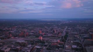 aAerial Kentucky Louisville July 2017 Sunset 4K Inspire 2  Kentucky 7177 Louisville July 2017 Sunset 4 K Inspire 2
