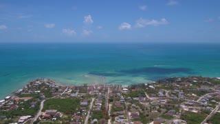 Aerial Bahamas Nassau July 2017 Sunny Day 4K Inspire 2