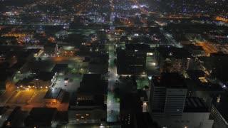 Aerial Kansas Wichita July 2017 Sunny Day 4K Inspire 2