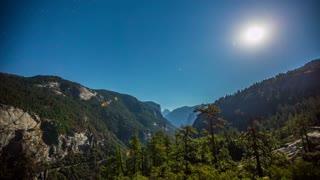 Yosemite National Park Stars