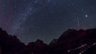 Zion National Park Stars 2