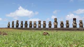 Ahu Tongariki, Easter Island, Rapa Nui