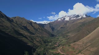 Andes mountains,Cusco