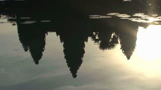 Ankor wat reflextion,Siem Reap