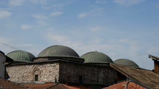 Baščaršijska džamija Mosque in Sarajevo Bosnia and Herzegovina