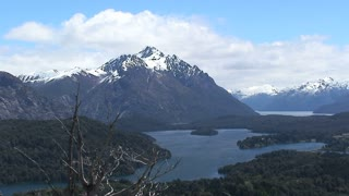 Bariloche Lake view Argentina
