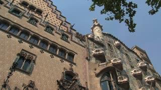 Casa Batllo,Barcelona,Spain
