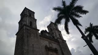 Catedral de San Gervasio in valladolid mexico