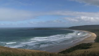 Catlins, southern Island, New Zealand